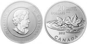 Серебряная монета — прощание с пенни