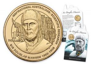 Серия монет «Вдохновляющие Австралийцев» 2012