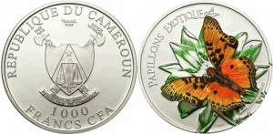 3D монета