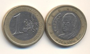 1 евро 2000 год финляндия