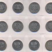 """Польша Набор монет """"Польские короли"""""""