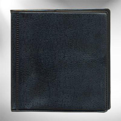 Альбомы-папки для монет кожзам и кожа