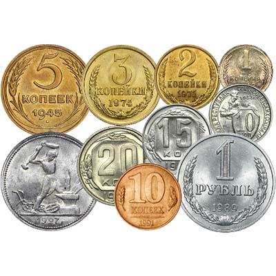 Монеты от производителя ikonta zeiss